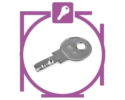Schlüssel für Playlist Kontrolle